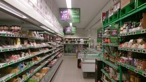Supermarkt Hovden
