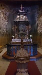 Altar Kirche Heddal