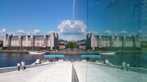 Oslo Oper Spiegelung