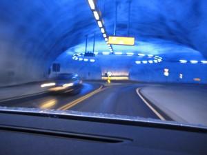 Tunnel Kreisverkehr