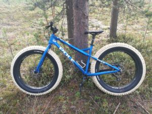 Fat Bike © NTT