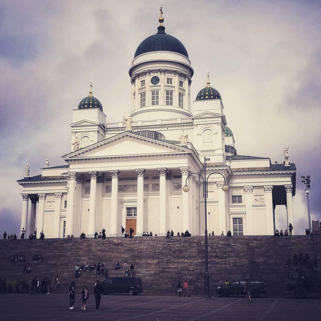Helsinki Dom © NTT